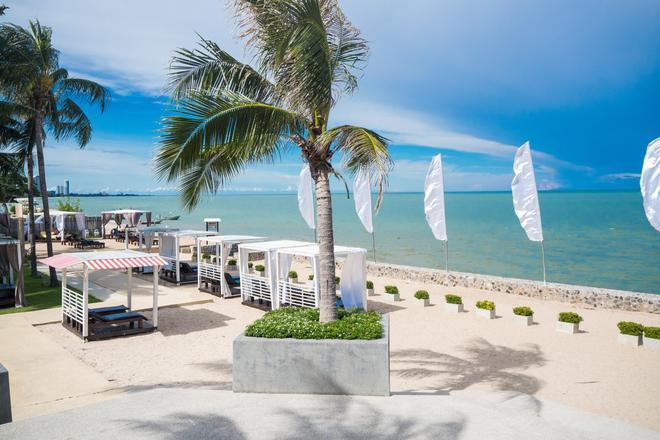 諾富特華欣七岩海灘度假酒店 - 七岩 - 海灘