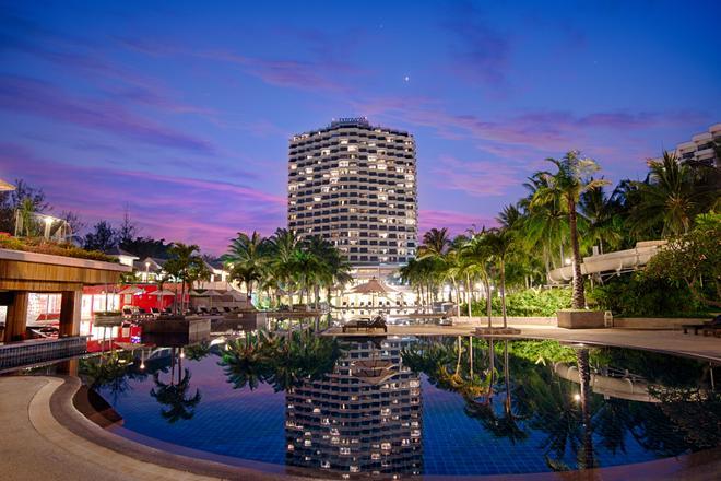 諾富特華欣七岩海灘度假酒店 - 七岩 - 建築