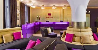 Mamaison All-Suites Spa Hotel Pokrovka - Moscou - Lobby