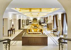 Mamaison Hotel Le Regina Warsaw - Varsova - Aula