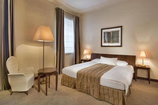 Mamaison Hotel Le Regina Warsaw - Warsaw - Bedroom