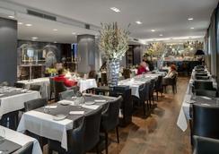 馬爾邁松安德拉西布達佩斯酒店 - 布達佩斯 - 布達佩斯 - 餐廳