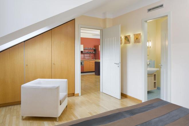 Mamaison Residence Belgicka Prague - Πράγα - Κρεβατοκάμαρα
