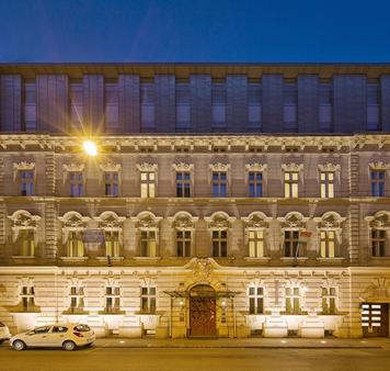 Mamaison Residence Izabella Budapest - Budapest - Toà nhà