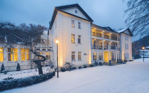 Hotel Impresja - Bad Reinerz - Gebäude