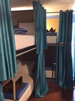 Moov Inn Garden Hostel - Ko Tao - Phòng ngủ