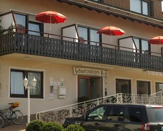 Hotel Schwarzwälder Hof - Bad Bellingen - Building
