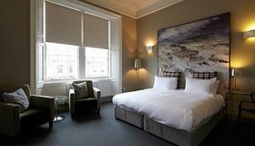 愛丁堡 B&B 酒店 - 愛丁堡 - 愛丁堡 - 臥室