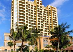 Shengyi Holiday Villa Hotel - Tam Á - Toà nhà