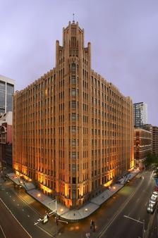 格雷斯飯店 - 雪梨 - 建築