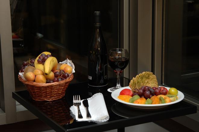 Nippon Hotel - Istanbul - Food