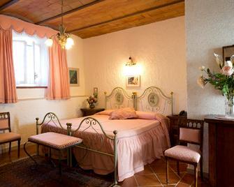 Hotel Il Pietreto - Colle di Val d'Elsa - Slaapkamer