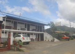 Hotel Reventazon - Orosí - Edificio