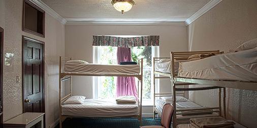 Amsterdam Hostel - San Francisco - Makuuhuone
