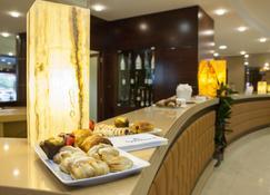 BV President Hotel - Rende - Comedor