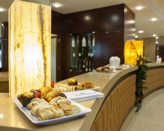 BV President Hotel - Rende - Essbereich