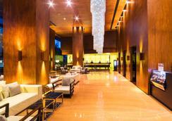 City Garden Grand Hotel - Μακάτι - Σαλόνι ξενοδοχείου