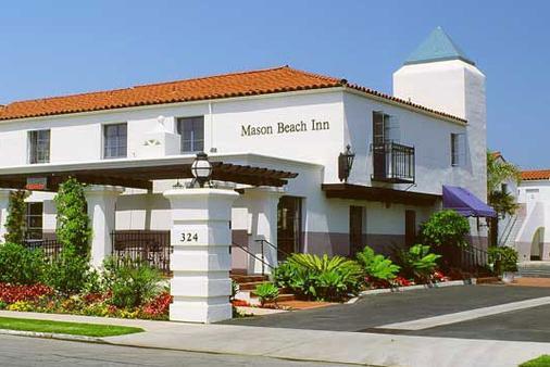 Mason Beach Inn - Santa Barbara - Rakennus