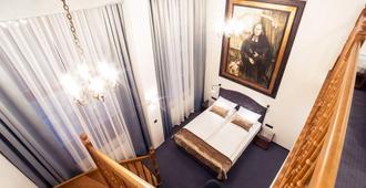 瑟雷斯迪住宅酒店 - 格但斯克 - 格但斯克 - 臥室