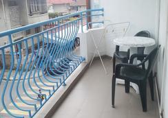 Hotel Aquamarine - Sozopol - Balcony