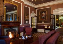 Hallmark Hotel The Queen, Chester - Chester - Sala de estar