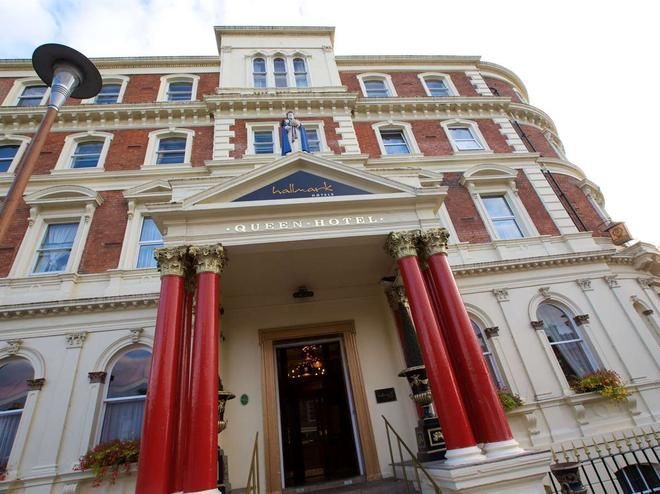 Hallmark Hotel The Queen, Chester - Τσέστερ - Κτίριο