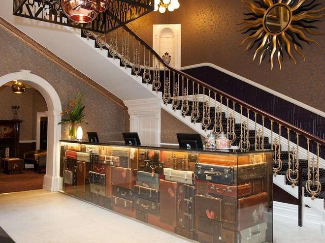 Hallmark Hotel The Queen, Chester - Τσέστερ - Ρεσεψιόν