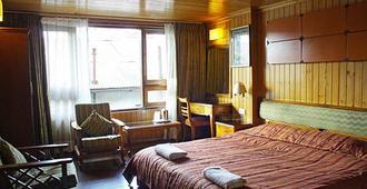 Dekeling Hotel - Darjeeling - Bedroom