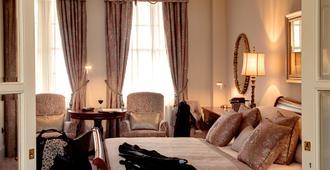 ذا راندولف هوتل، باي جراديوت هوتلز - أكسفورد - غرفة نوم