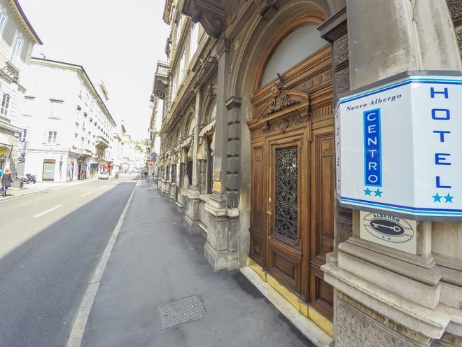 Nuovo Albergo Centro - Trieste - Vista del exterior