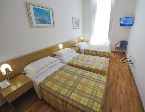 諾佛森特旅店 - 第里雅斯特 - 的里雅斯特 - 臥室