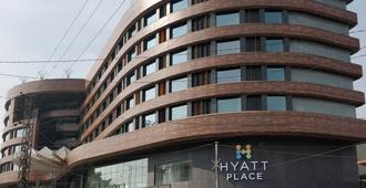 Hyatt Place Hyderabad Banjara Hills - Hyderabad - Utomhus