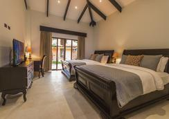 Sunset Del Mar Resort - Esterillos Este - Bedroom