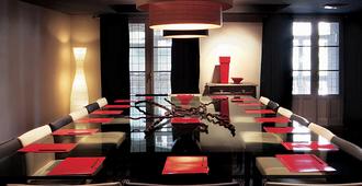 Hotel Boutique Marqués De Vallejo - Logroño - Restaurante