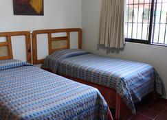 Hotel Zapata - Бока Чіка - Bedroom