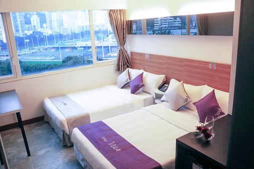 帆船精品酒店 - 香港 - 臥室