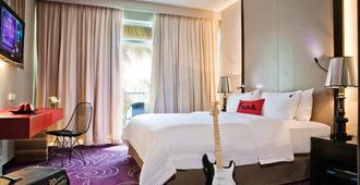 Hard Rock Hotel Pattaya - Πατάγια - Κρεβατοκάμαρα