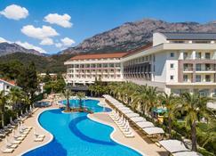 DoubleTree by Hilton Antalya-Kemer - Kemer - Gebäude