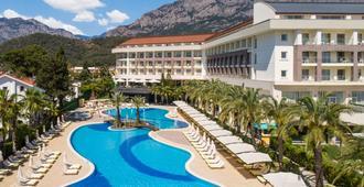 DoubleTree by Hilton Antalya-Kemer - Κεμέρ - Κτίριο