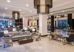 DoubleTree by Hilton Antalya-Kemer - Кемер - Лобби