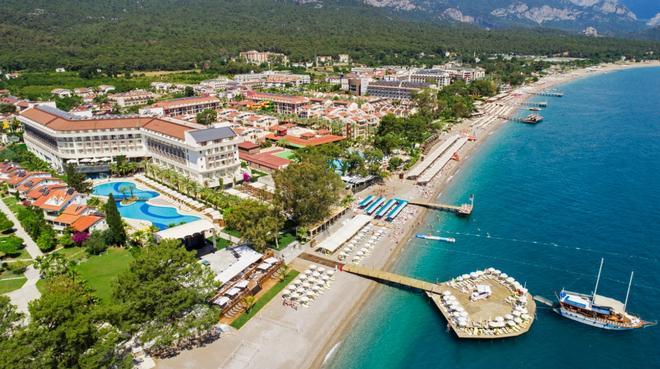 DoubleTree by Hilton Antalya-Kemer - Kemer - Edificio