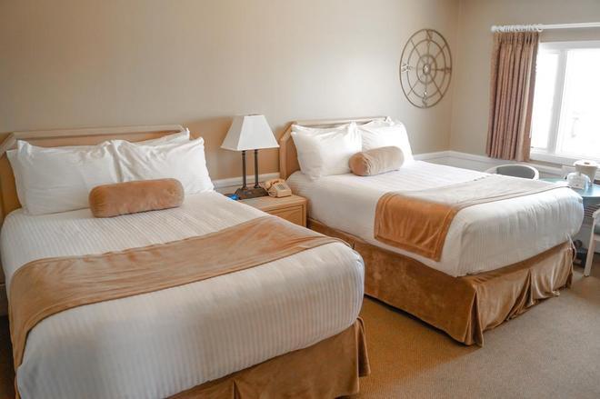 普羅文斯鎮酒店 - 普羅文斯敦 - 普羅溫斯敦 - 臥室