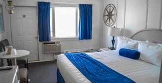 Provincetown Inn - פרובינסטאון - חדר שינה