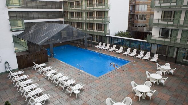旅行酒店 - 紐約 - 游泳池
