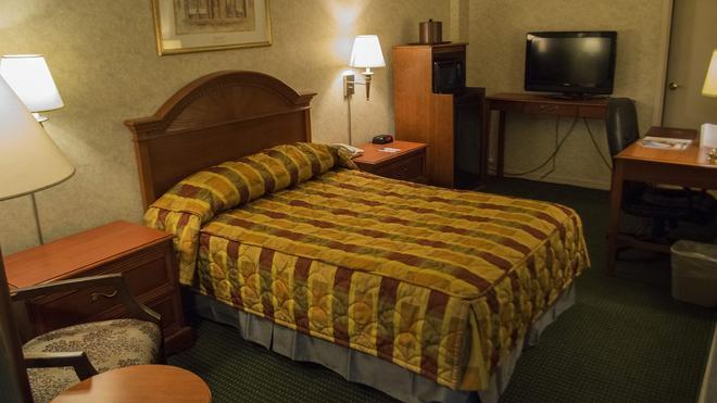 旅行酒店 - 紐約 - 臥室