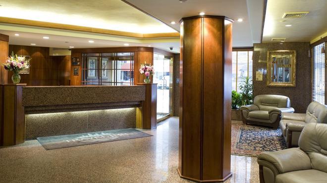 旅行酒店 - 紐約 - 大廳