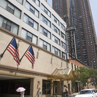 旅行酒店 - 紐約 - 建築