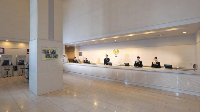 Tokyo Bay Ariake Washington Hotel - Τόκιο - Ρεσεψιόν