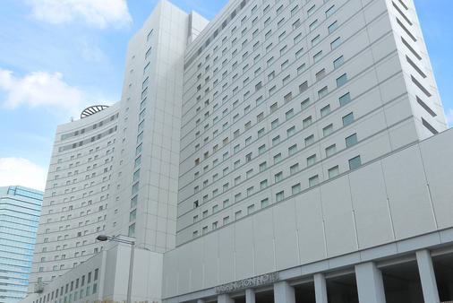 Tokyo Bay Ariake Washington Hotel - Tokio - Edificio