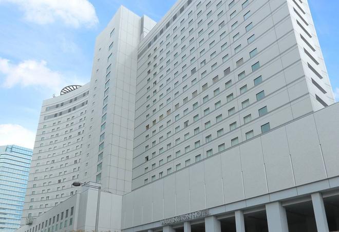 Tokyo Bay Ariake Washington Hotel - Τόκιο - Κτίριο